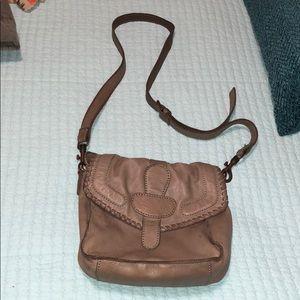 LIEBESKIND like new tan purse